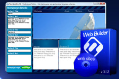 Easily Create Flash Websites with Easy Flash Website Builder Software - FlashWebKit